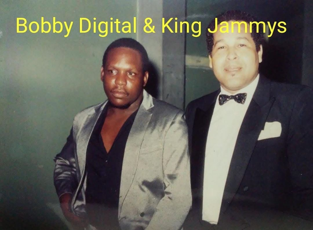 Bobby Digital was music titan (from Jamaican Observer)