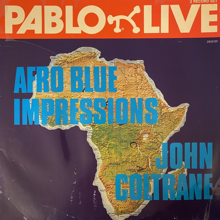 Afro Blue Impressions · John Coltrane
